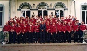 160-jarig bestaan van Echo der Leie in 2002