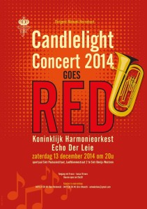 candlelight 2014 affiche